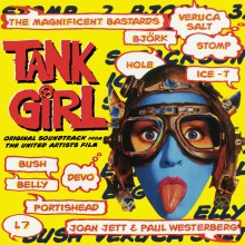 Soundtrack - Tank Girl (Aqua Blue) Vinyl LP