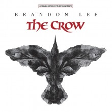 Soundtrack - The Crow 2XLP Vinyl