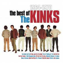 The Kinks - Best Of The Kinks 1964-1970 LP