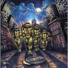 John Duprez - Teenage Mutant Ninja Turtles (Original Score) 2XLP