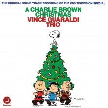 Vince Guaraldi Trio - A Charlie Brown Christmas (2017) Vinyl LP