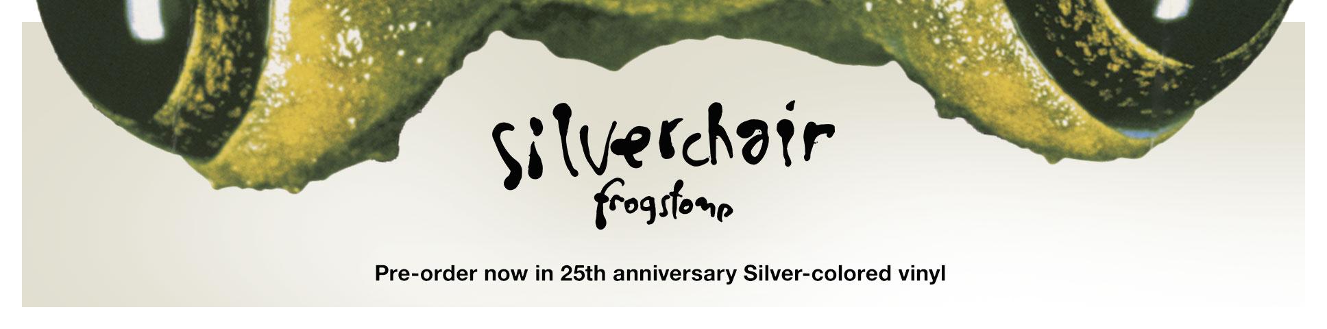 Silverchair Vinyl
