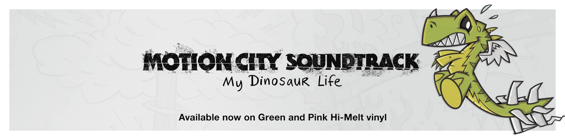 Motion City Soundtrack Exclusive Vinyl
