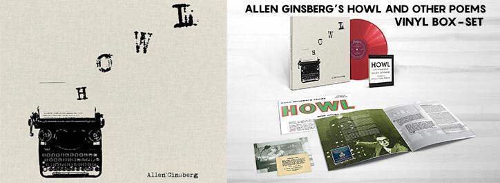Allen Ginsberg Vinyl