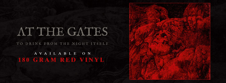 At The Gates Vinyl
