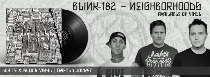 Blink 182 Vinyl