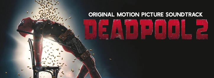Deadpool 2 Vinyl