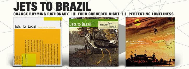 Jets To Brazil Vinyl