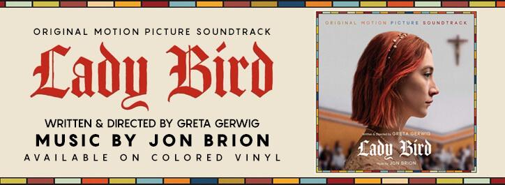 Lady Bird Vinyl
