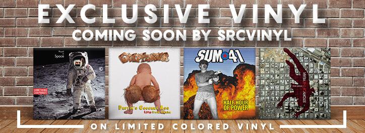 SRCVinyl Vinyl