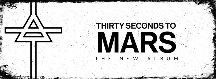 Thirty Seconds To Mars Vinyl
