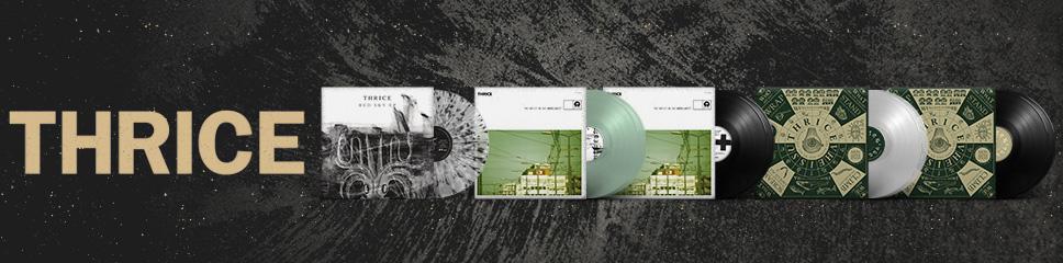 Thrice Vinyl