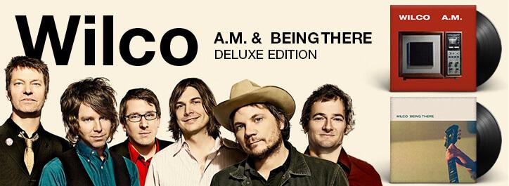 Wilco Vinyl